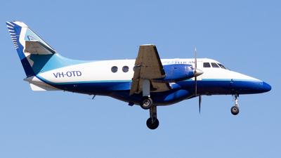 A picture of VHOTD - BAe Jetstream 32 - FlyPelican - © Gavan Louis