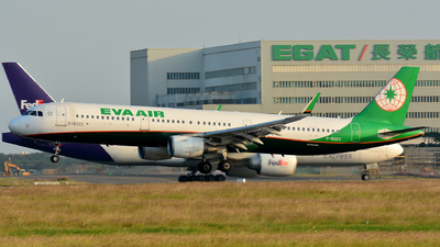 B-16223 - Airbus A321-211 - Eva Air