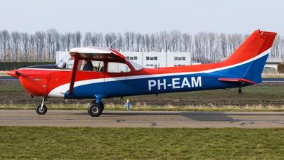 PH-EAM - Reims-Cessna F172N Skyhawk II - Vliegclub Schiphol