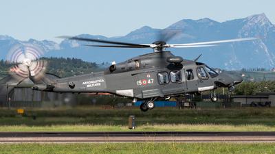 MM81803  - Agusta-Westland HH-139A - Italy - Air Force
