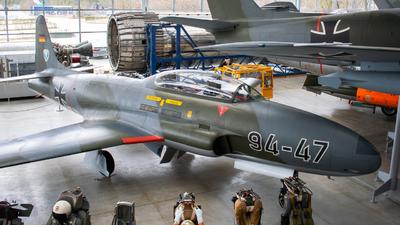 94-47 - Lockheed AT-33 Shooting Star - Germany - Air Force