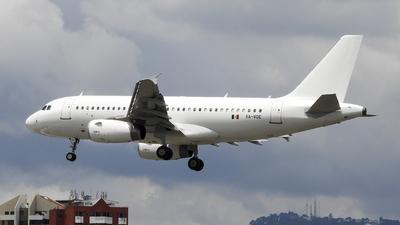 XA-VOE - Airbus A319-133 - Volaris