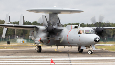 1 - Grumman E-2C Hawkeye - France - Navy
