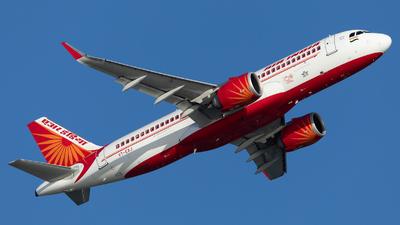 VT-EXJ - Airbus A320-251N - Air India