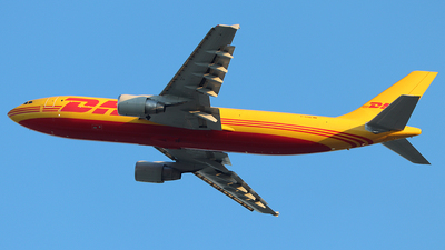 D-AZMK - Airbus A300B4-622R(F) - DHL (European Air Transport)
