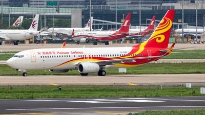 B-7399 - Boeing 737-84P - Hainan Airlines