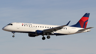 N616CZ - Embraer 170-200LR - Delta Connection (Compass Airlines)