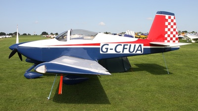 G-CFUA - Vans RV-9A - Private