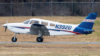 N392D - Piper PA-28-181 Archer II - Airline Transport Professionals