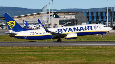 SP-RKI - Boeing 737-8AS - Ryanair Sun