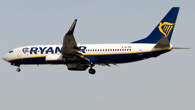 A picture of 9HQBE - Boeing 7378AS - Ryanair - © Rui Sequeira