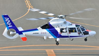 A picture of JA65NH - Airbus Helicopters AS365 Dauphin - [6965] - © walk