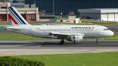 A picture of FGRHR - Airbus A319111 - Air France - © Marta Costa