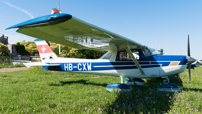 A picture of HBCXW - Cessna F152 - [1499] - © TommiAvery