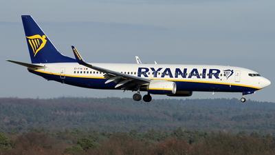 EI-FIN - Boeing 737-8AS - Ryanair