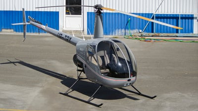 UR-TRY - Robinson R22 Beta II - Private