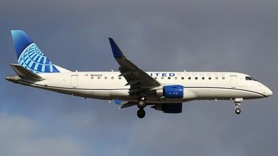 N610UX - Embraer 170-200LL - United Express (ExpressJet Airlines)