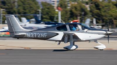 N272NF - Cirrus SR22 Platinum - Private