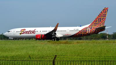 PK-LBM - Boeing 737-9GPER - Batik Air