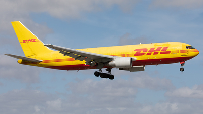 A picture of N658GT - Boeing 767281(BDSF) - DHL - © Alexandre Fazan
