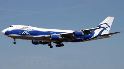 VP-BIJ - Boeing 747-281F(SCD) - Air Bridge Cargo