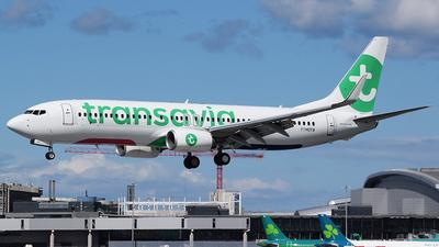 A picture of SERPC - Boeing 7378JP - [42271] - © John Fitzpatrick