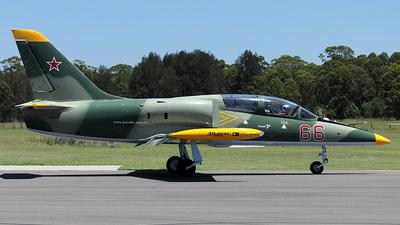 VH-IOT - Aero L-39C Albatros - Private