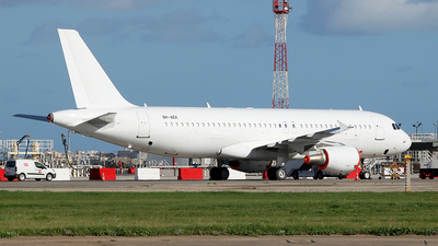 9H-AEK - Airbus A320-214 - Untitled