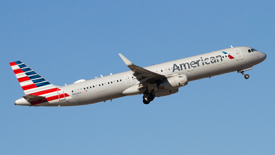 A picture of N903AA - Airbus A321231 - American Airlines - © Jeremy D. Dando