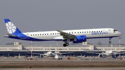 A picture of EW555PO - Embraer E195E2 - Belavia - © Alberto Cucini