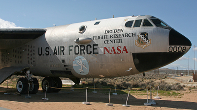52-0008 - Boeing RB-52B - United States - National Aeronautics and Space Administration (NASA)