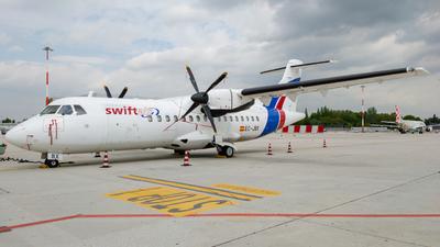 EC-JBX - ATR 42-300(F) - Swiftair