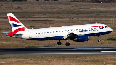 A picture of GEUYM - Airbus A320232 - British Airways - © DN280