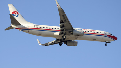B-5501 - Boeing 737-89P - China Eastern Airlines