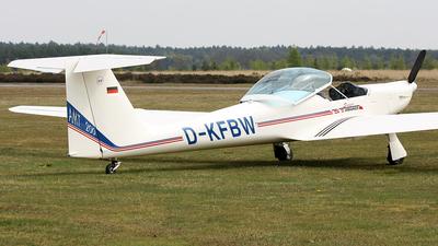 D-KFBW - Aeromot AMT-200 Super Ximango - Private