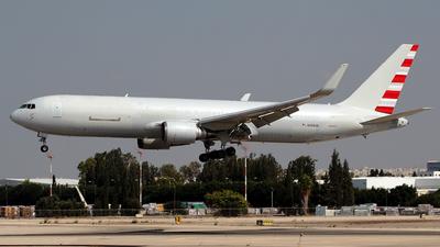 N398AN - Boeing 767-323(ER)(BDSF) - Cargo Aircraft Management