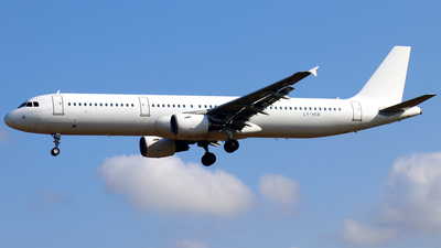 A picture of LYVED - Airbus A321211 - Avion Express - © Javier Rodriguez - Amics de Son Sant Joan