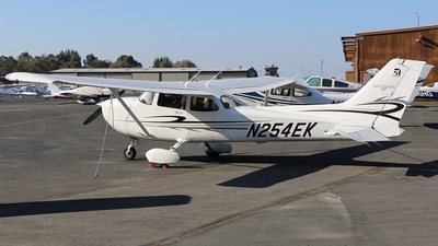 N254EK - Cessna 172S Skyhawk - Private