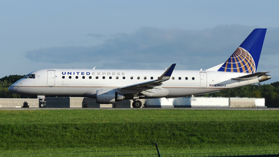 A picture of N746YX - Embraer E175LR - United Airlines - © DJ Reed - OPShots Photo Team