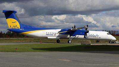 N881WM - Bombardier Dash 8-Q402 - Connect Airlines