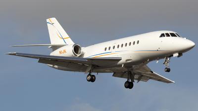 N1JK - Dassault Falcon 2000EX - Private