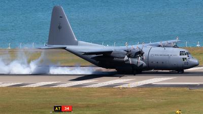 NZ7003 - Lockheed C-130H Hercules - New Zealand - Royal New Zealand Air Force (RNZAF)