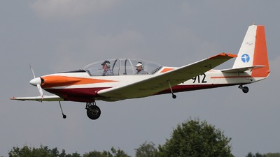 PH-912 - Sportavia Pützer RF5B Sperber - Private