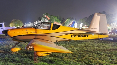 LV-X641 - Vans RV-9A - Private