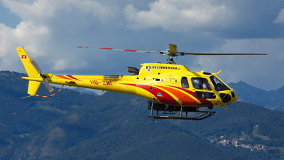 HB-ZMI - Eurocopter AS 350B3 Ecureuil - Heli Bernina