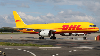 G-DHKG - Boeing 757-236(SF) - DHL (European Air Transport)