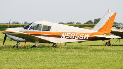 N5856W - Piper PA-28-160 Cherokee - Private