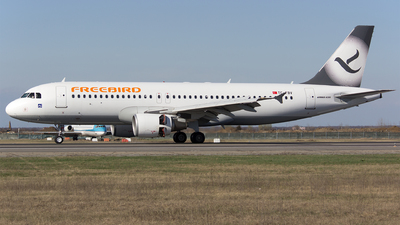 A picture of TCFBV - Airbus A320214 - Freebird Airlines - © Mihai Cioponea