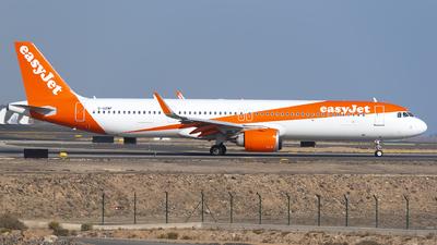 A picture of GUZMF - Airbus A321251NX - easyJet - © Manuel EstevezR