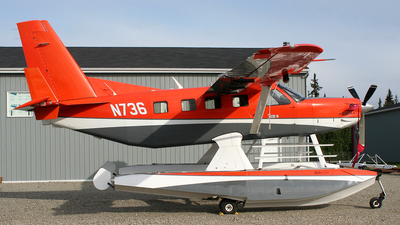 N736 - Quest Aircraft Kodiak 100 - Private